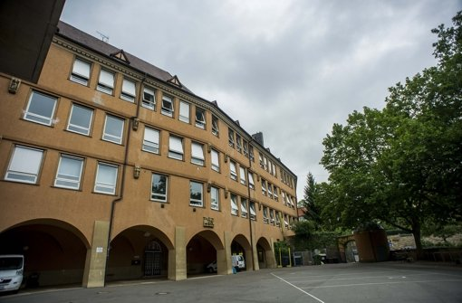 Während der geplanten Sanierung des Wagenburg-Gymnasiums sollen 14 Klassen weichen. Foto: Lichtgut/Max Kovalenko