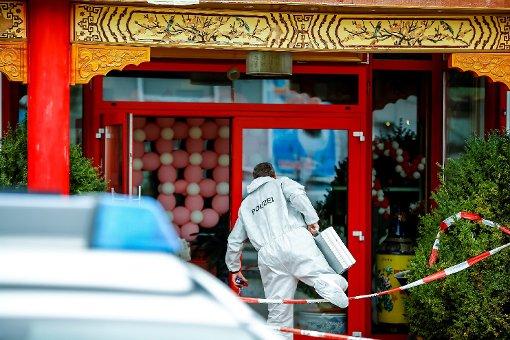 Im Asia-Restaurant Asien Perle in Backnang ist am Freitag eine Tote gefunden worden.  Foto: www.7aktuell.de   Karsten Schmalz