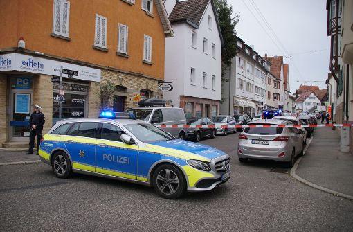 Dramatischer Zwischenfall in Degerloch:   Foto: SDMG