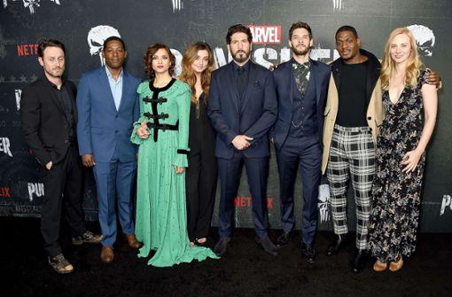 """""""The Punisher"""" feiert Premiere der zweiten Staffel auf Netflix"""
