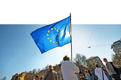 """Wie geht es weiter mit """"meinem geliebten Europa""""?"""