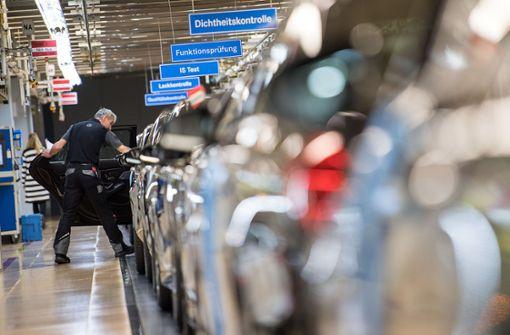 Wirkungstreffer bei Daimler