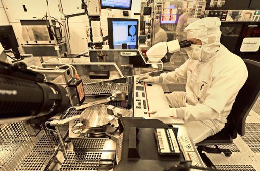 Bosch will 500 Millionen in Reutlinger Standort stecken