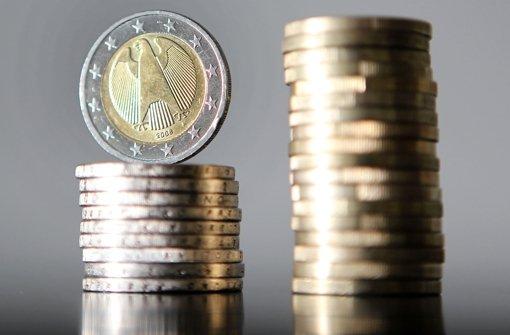 Dax auf Talfahrt - Euro steigt