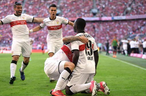 Der Aufsteiger entzaubert den Deutschen Meister