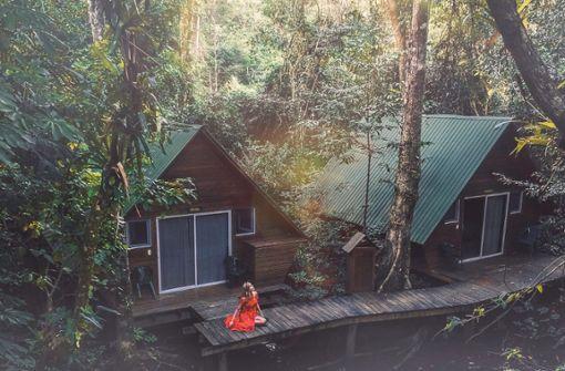 Fahrradabenteuer im Dschungel von Malaysia