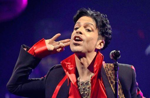 Am Freitag jährt sich der Todestag von Musiker Prince zum ersten Mal. Dann sollen sechs bisher unveröffentlichte Songs präsentiert werden. Foto: BELGA