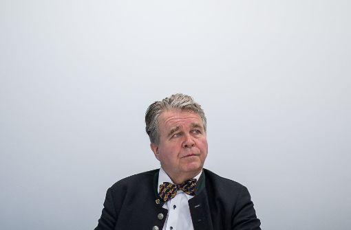Fiechtner bleibt in der AfD-Fraktion – vorläufig