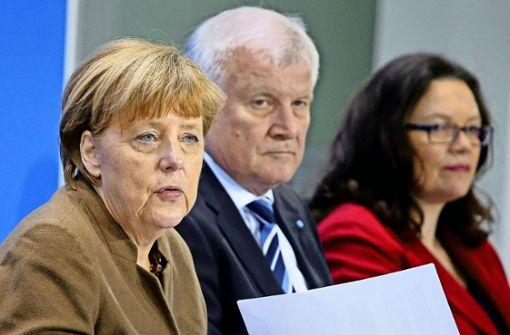 Fahrplan ins Ungewisse für Merkel & Co.
