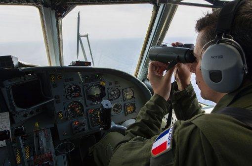 Wrackteile im Mittelmeer aufgetaucht