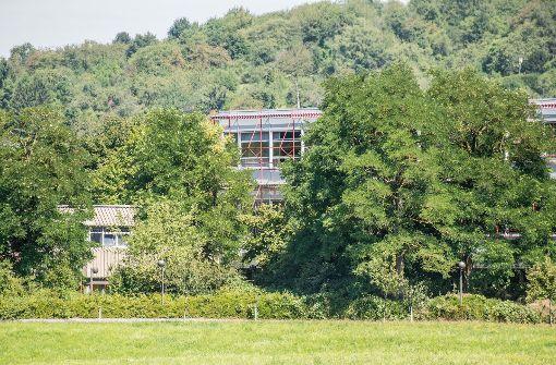 Am Montagvormittag ist es an der Friedrich-Ebert-Schule in Esslingen-Zell... Foto: SDMG