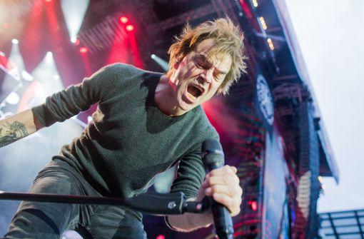 Musiker geben in Chemnitz Konzert gegen Hass