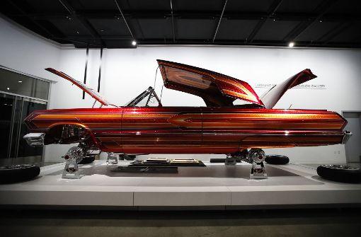 Ausstellung zeigt Chevrolets im neuen Gewand