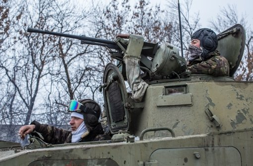 Poroschenko bestätigt Abzug aus Debalzewo