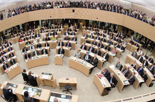 Der Landtag in Stuttgart wird keinen Untersuchungsausschuss zum Linksextremismus einrichten. Foto: dpa