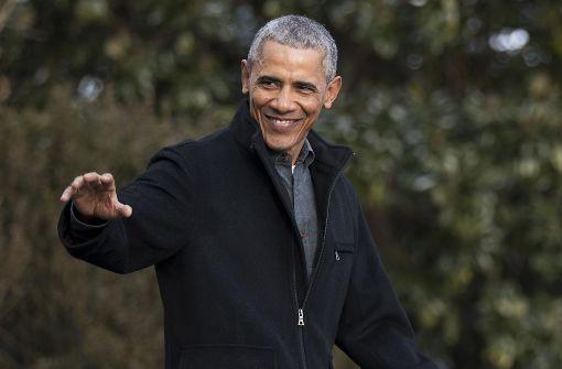 Obama schreibt den beliebtesten Tweet aller Zeiten