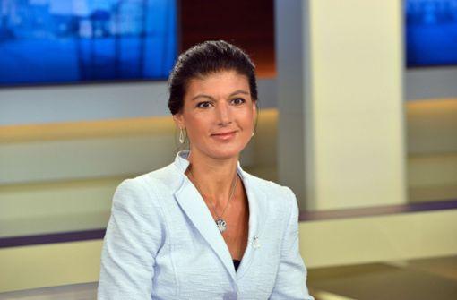 Sahra Wagenknecht regiert als Talkshow-Queen