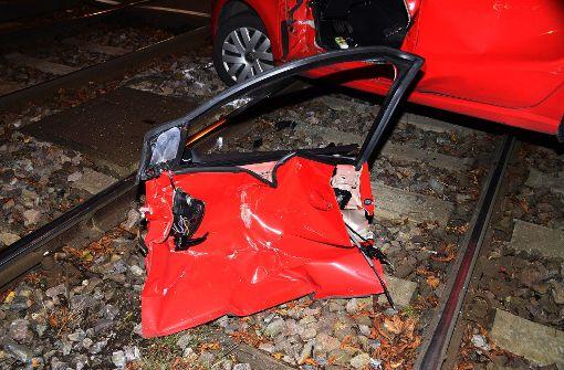 Der Sachschaden beträgt rund 15000 Euro.  Foto: Andreas Rosar Fotoagentur-Stuttg