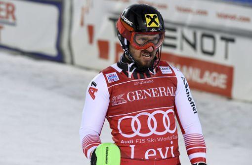 Marcel Hirscher gewinnt Slalom – bitterer Tag für deutsche Skifahrer