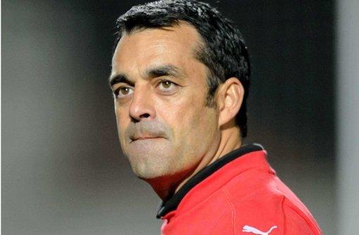 Robin Dutt sieht die Qualität in seinem Team als gut an. Foto: dpa