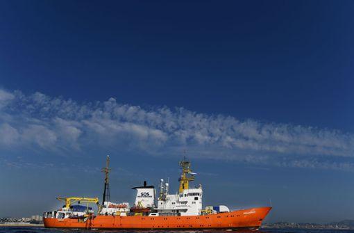 Schiff mit 141 Flüchtlingen wird auch in Malta abgewiesen