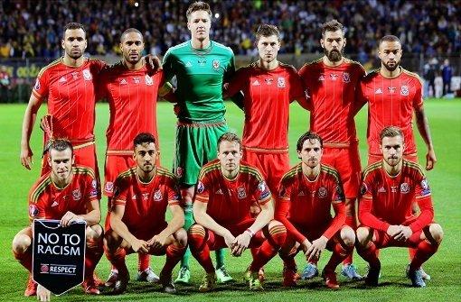 Wales Nationalmannschaft Spieler