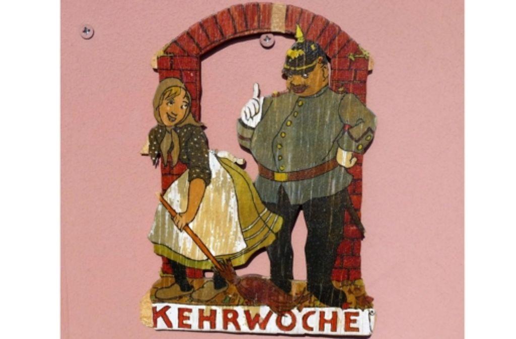 Die schwäbische Kehrwoche hat eine lange Tradition. In unserer ...