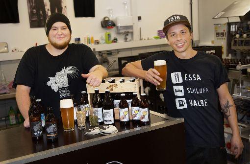 craft bier im kreis esslingen angesagtes bier von neuen kleinbrauereien landkreis esslingen. Black Bedroom Furniture Sets. Home Design Ideas