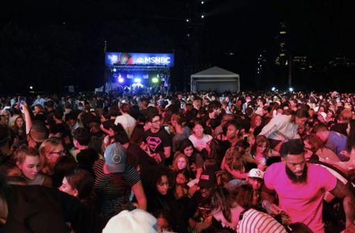 Massenpanik bei Festival im Central Park