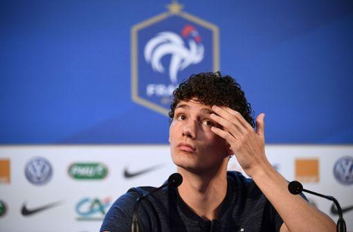VfB-Spieler Pavard hofft auf WM-Stammplatz bei Frankreich