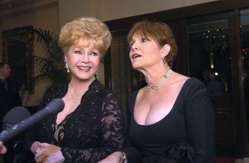 Debbie Reynolds mit 84 Jahren gestorben