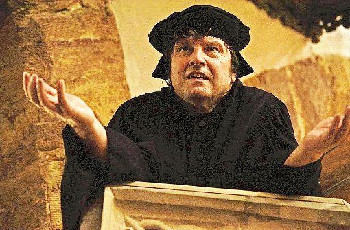 Ein Martin Luther ohne Glorienschein