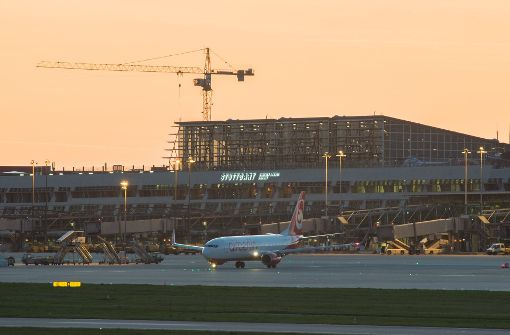Air-Berlin-Maschine löst Alarm aus