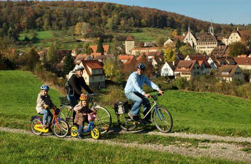 Die Vesper-Tour für Kinder startet in Bebenhausen. Foto: Gerhard Groebe