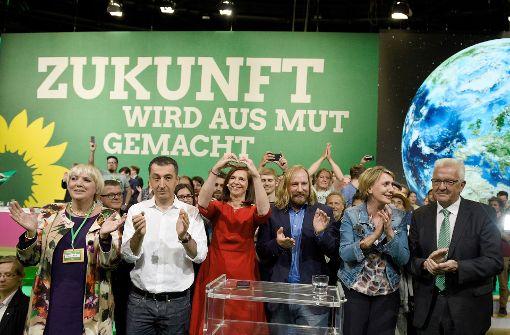 Grüne wollen Wahlprogramm verabschieden