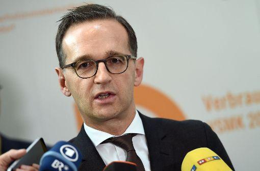 Maas kritisiert AfD scharf