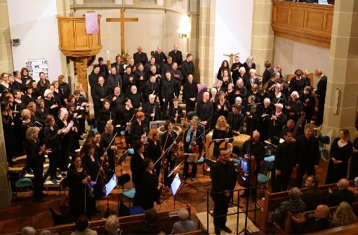 Passion mit Leidenschaft in der Martinskirche