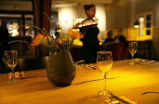 Das Restaurant hat Platz für 160 Gäste.  Foto: Ines Rudel