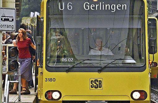 Streckenunterbrechung nach Stadtbahnunfall behoben