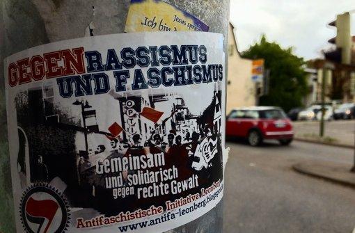Bei den Extremisten ruhen derzeit die Waffen