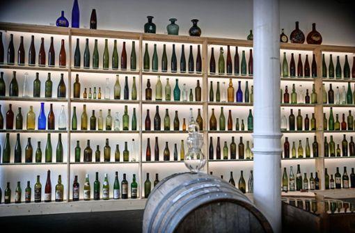 Das Geheimnis der Glasflasche