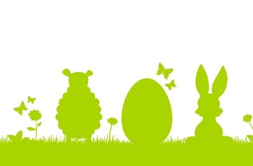 An Ostern spielt neben dem Hasen auch das Lamm eine Rolle. Foto: JiSign/Fotolia