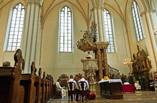 Öffnung für Homo-Paare in Kirche geplatzt