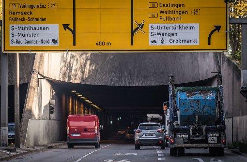Tunnel und Straßen verlottern weiter