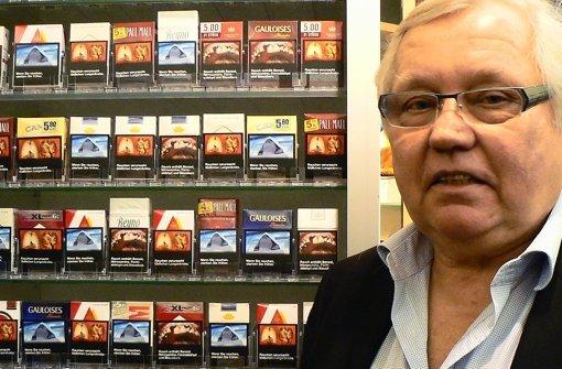 Tabakhändler fürchten um  Existenz
