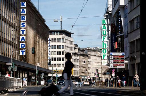 Verdi: Filialschließungen keine Lösung für Kaufhof und Karstadt