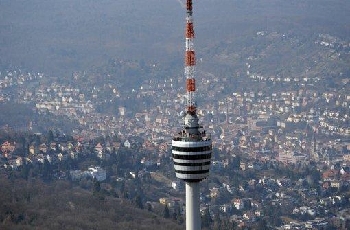 Der Stuttgarter Fernsehturm wird bald wieder eröffnet. Foto: dpa