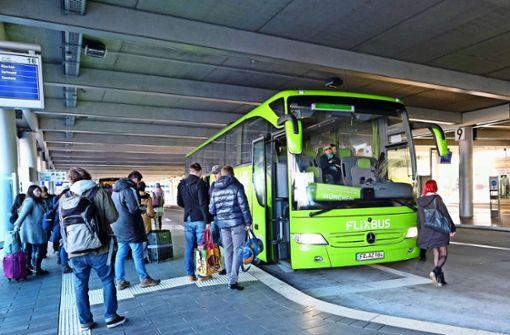 Flixbus steuert den Bezirk mit zweiter Linie an