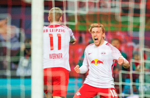 Leipzig stoppt Aufsteiger Hannover