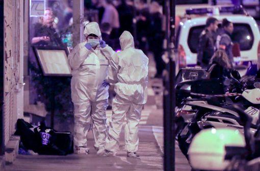 Attentäter stammt aus Tschetschenien